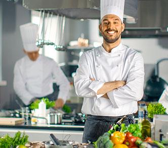Técnico em Cozinha